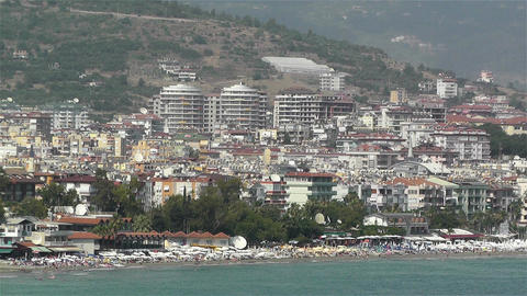 Alanya Turkey 75 Stock Video Footage