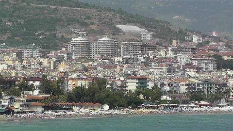 Alanya Turkey 75 Footage