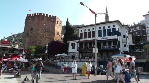 Alanya Turkey 91 Stock Video Footage