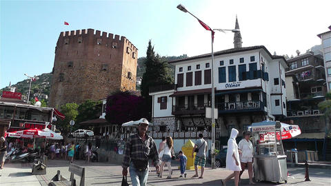 Alanya Turkey 91 Footage
