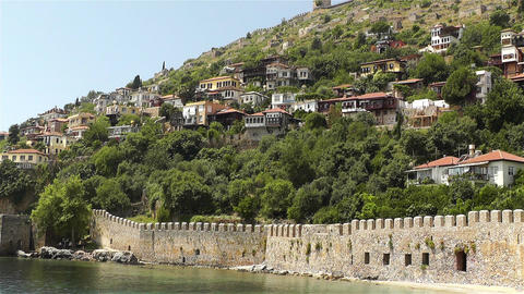 Alanya Turkey 110 Stock Video Footage