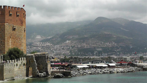 Alanya Turkey 122 Stock Video Footage