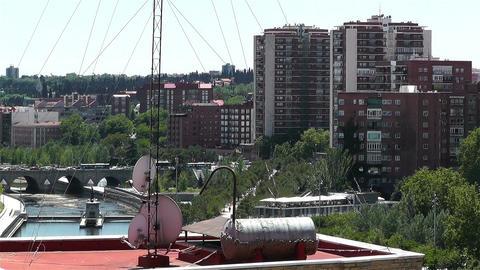Madrid Spain 4 Stock Video Footage