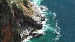 Mediterranean Sea 4 Stock Video Footage