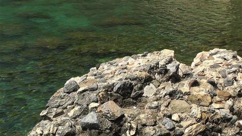 Mediterranean Sea Coast 1 Footage