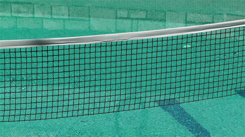 Pool and Net Footage