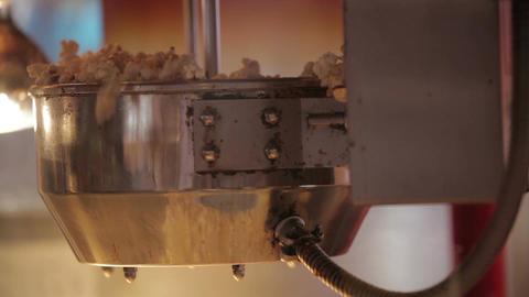 Popcorn making 3 Stock Video Footage