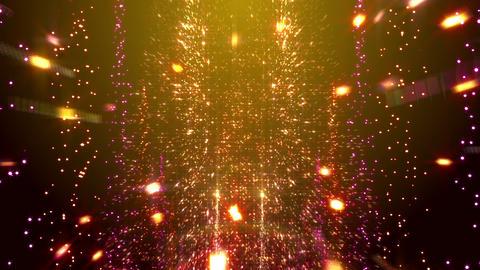 Glitter 6 Acc HD Stock Video Footage
