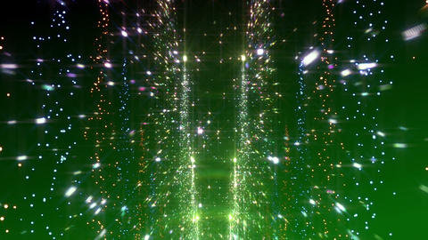 Glitter 6 Ad HD Stock Video Footage