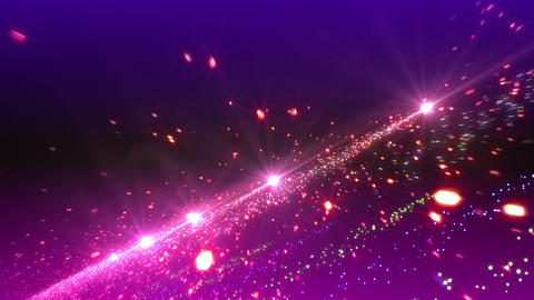 Glitter 6 Ca HD Stock Video Footage