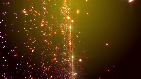 Glitter 6 Cc HD Stock Video Footage