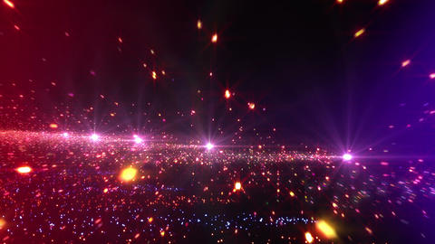 Glitter 6 Da HD Stock Video Footage