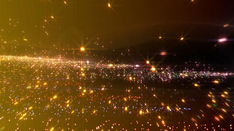 Glitter 6 Dc HD Stock Video Footage