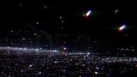 Glitter 6 De HD Stock Video Footage
