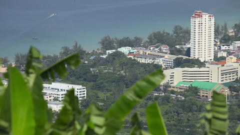 Phuket landscape Stock Video Footage