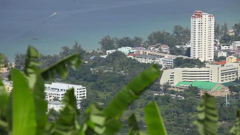 Phuket landscape Stock Video Footage