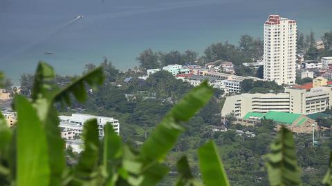 Phuket landscape Footage