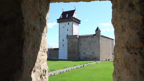 medieval Castle Footage