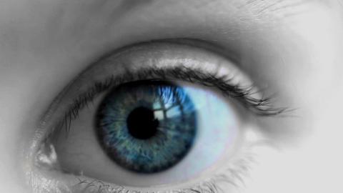 Evil Eye Stock Video Footage