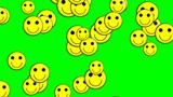 Emoticons Green Screen Animation