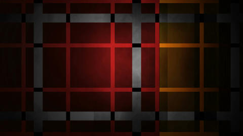 grid offset grunge Stock Video Footage