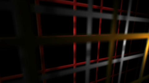 grid lights offset Animation