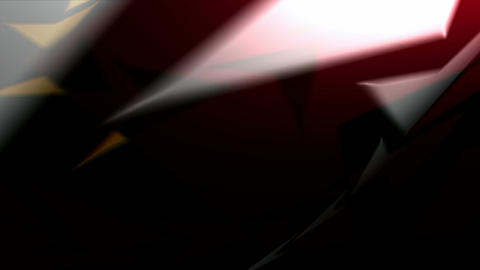 flying arrow rotation Stock Video Footage