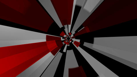 radial core rotation Stock Video Footage