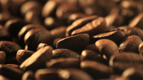 Coffee beans - DOLLY Footage