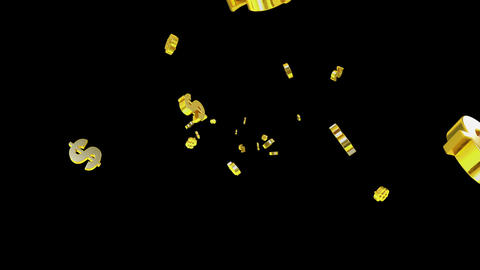 Dollars chasm Animation