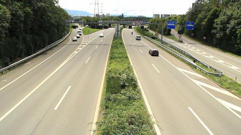 Highway Stock Video Footage