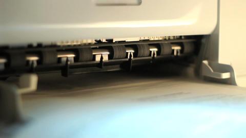 Printer Stock Video Footage