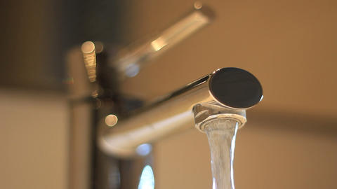 Faucet Stock Video Footage