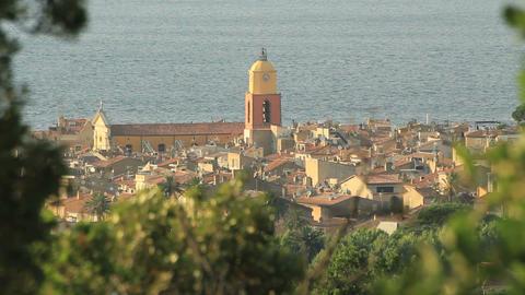Saint-Tropez Stock Video Footage