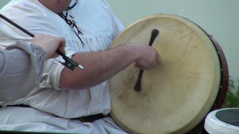hand-drum Footage