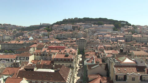 Lisbon Alfama Stock Video Footage