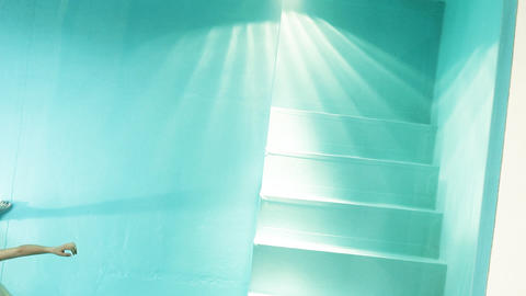 Water Healing Hydrotherapy wellbeing therapist dol Footage