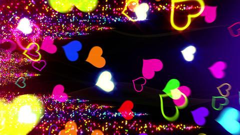 Heart G 6 Baaa HD Stock Video Footage