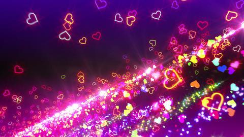 Heart G 6 Ca HD Stock Video Footage