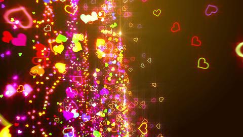 Heart G 6 Cc HD Stock Video Footage