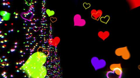 Heart G 6 Ceee HD Stock Video Footage
