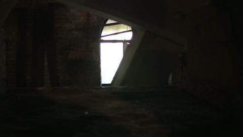Windmill interior Stock Video Footage