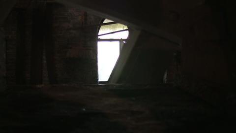 Windmill interior Stock Video Footage
