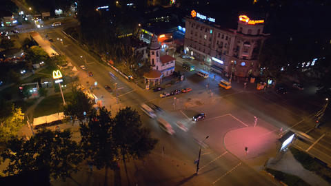 Ukraine Mykolaiv city. 10,07,2013 Stock Video Footage