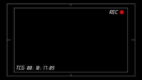 Camera viewfinder v 1 Animation
