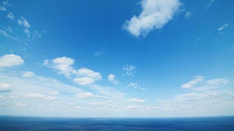sea and sky Footage