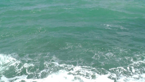 Wave surface background Stock Video Footage