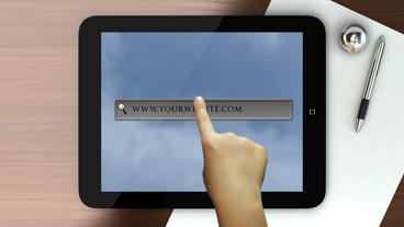Tablet Commercial After Effects Template