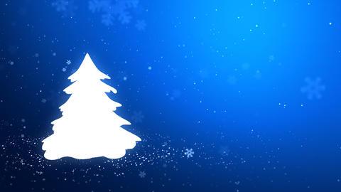 The Christmas tree_046 Stock Video Footage