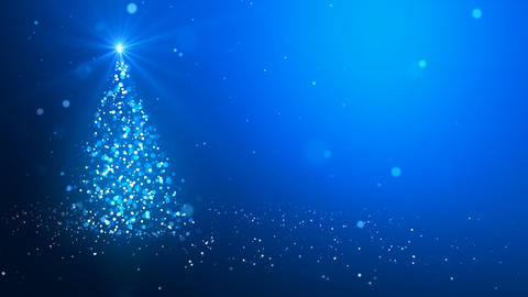 The Christmas Tree_041 stock footage